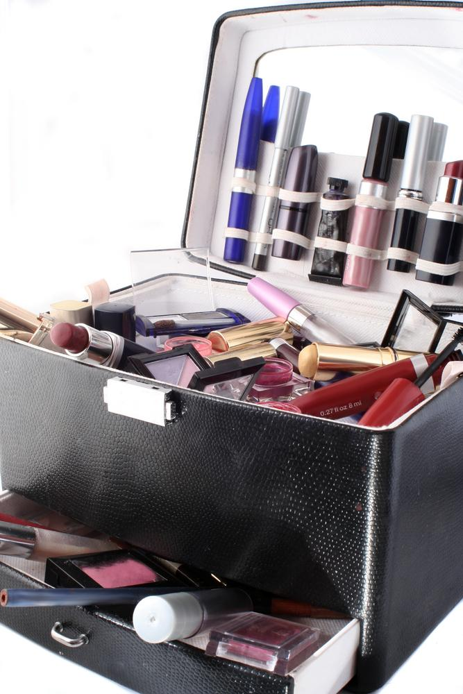 The Complete Guide to Spring Cleaning Your Beauty Products - do you have an eyeshadow that has been in your makeup case for more than a couple of years? A lipstick that you just can't part with that is more than a year old? Experts say it's time to give them a toss! Check out this easy guide for spring cleaning all of your beauty products - you probably have some that need to go!