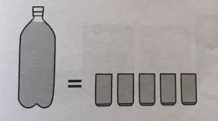 Which of the following holds the most water?