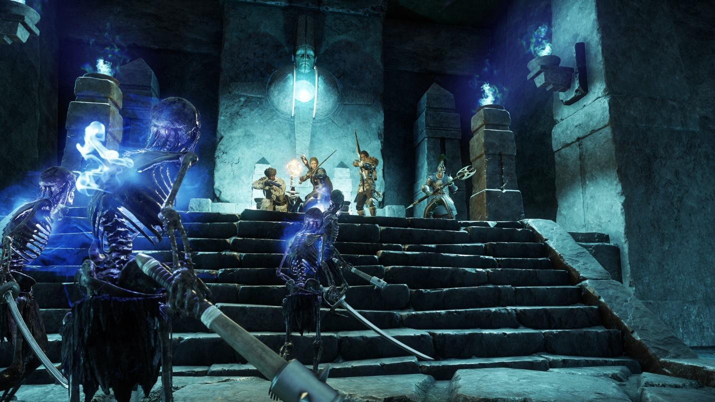 New World เกมแนว MMRPG เปิดให้ทดสอบเล่นแล้ววันนี้ – 2 สิงหาคม 2021 นี้ เท่านั้น !! 06