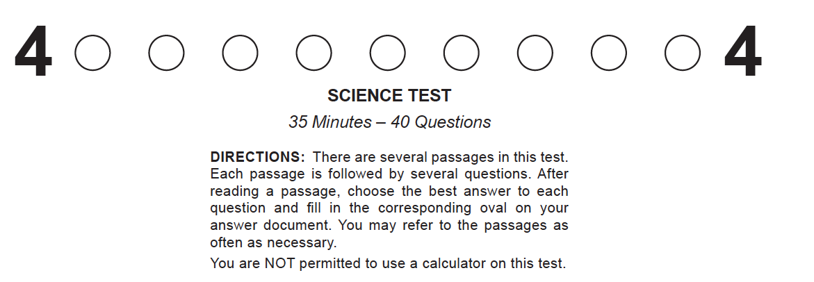 ACT Science Test_Graphic