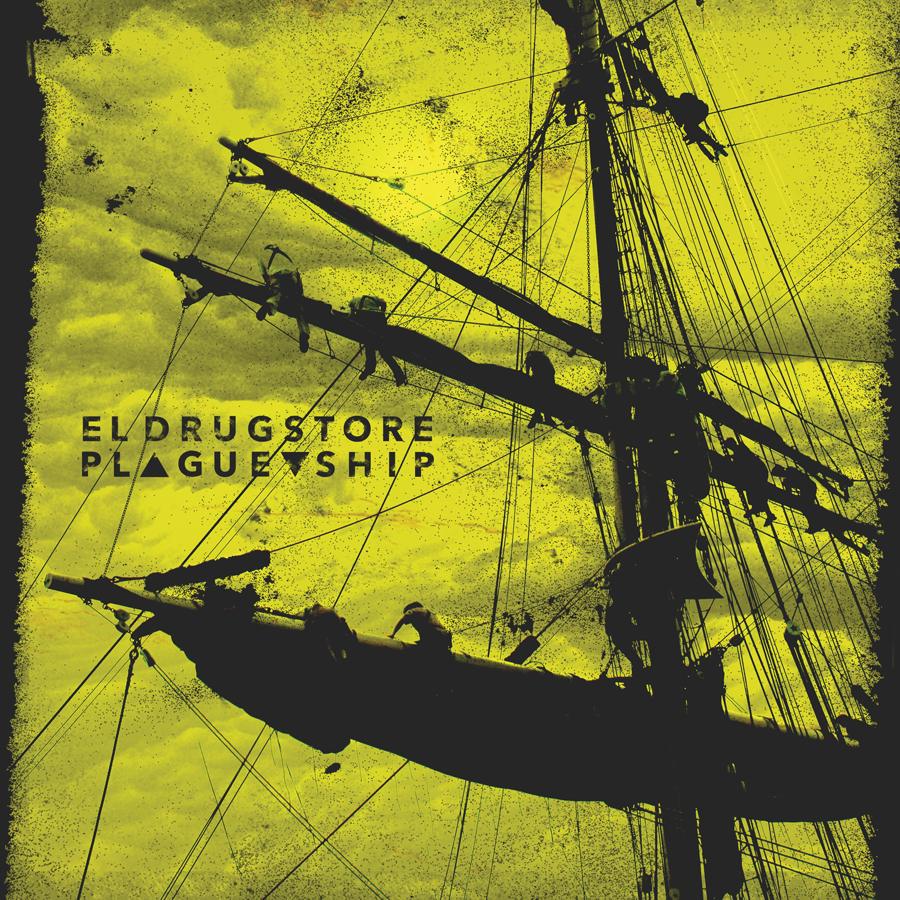 El Drugstore-Plague Ship art.png