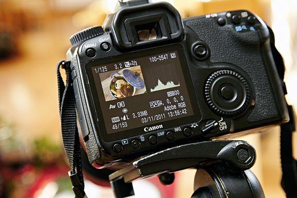 حالتهای نیمه خودکار در دوربین عکاسی