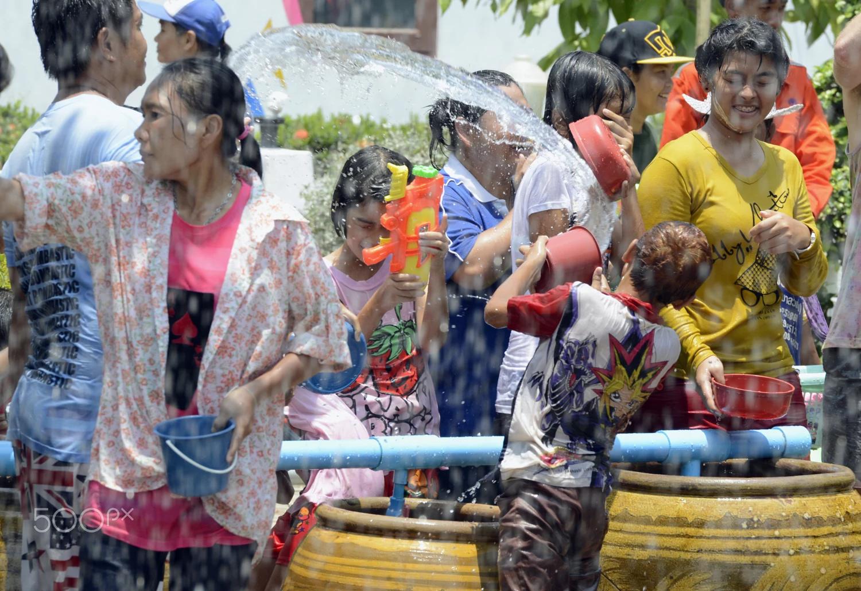 Có một lễ hội Songkran sôi động chờ bạn tham gia trong dịp tháng 4 tại Thái Lan - ảnh 11