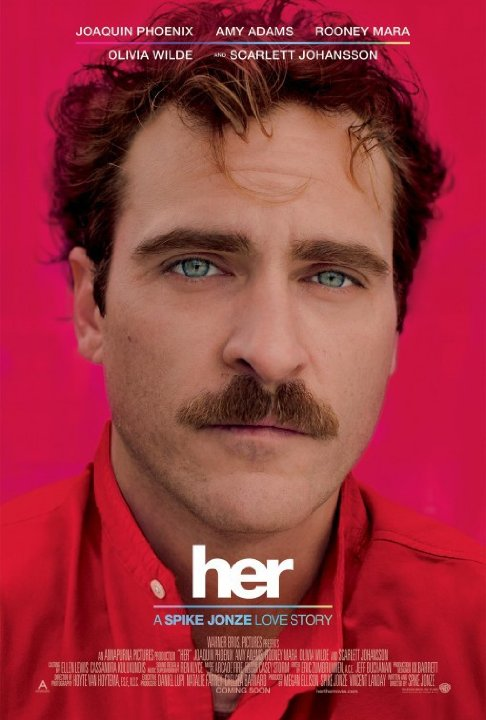 Her movie poster