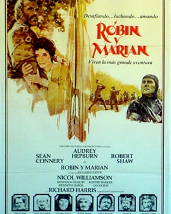 Robin y Marian (1976, Richard Lester)