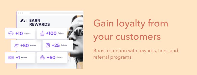 rewards and loyalty program