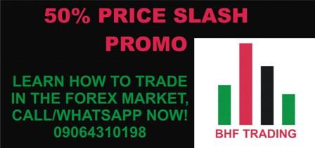 50% Price Slash Promo