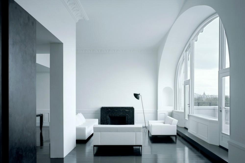 Inspirasi desain interior modern karya Joseph Dirand - source: josephdirand.com