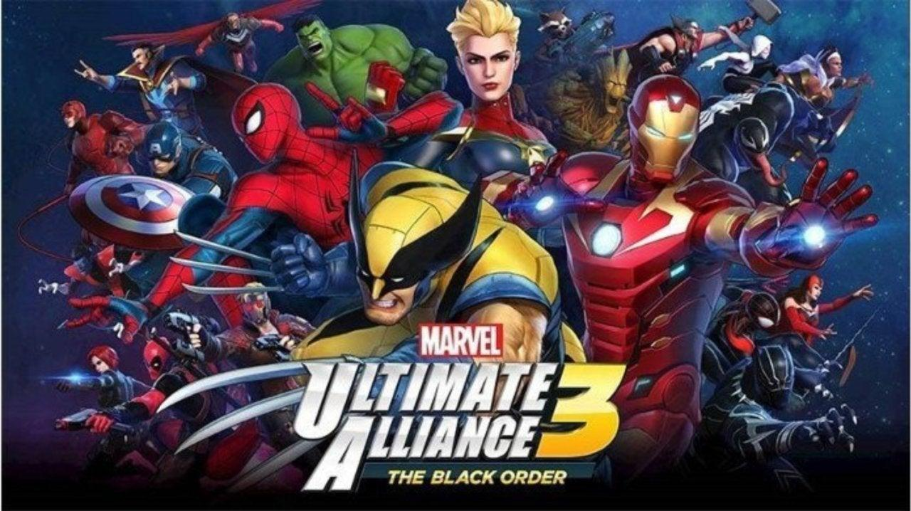 Image result for Ultimate Alliance 3