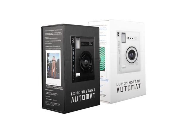 Lomo'Instant Automat Packaging