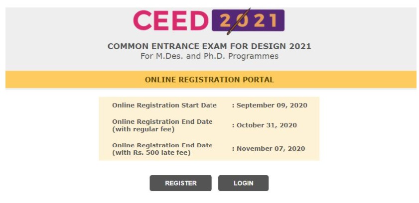 CEED 2022 Registration Form