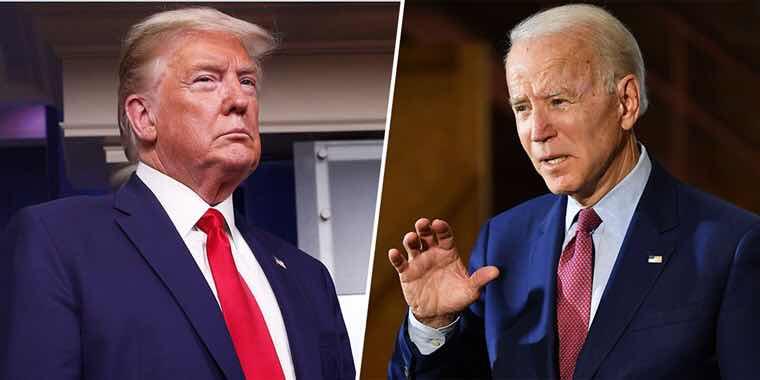 Bầu cử Mỹ : cuộc chiến giữa 2 cụ già