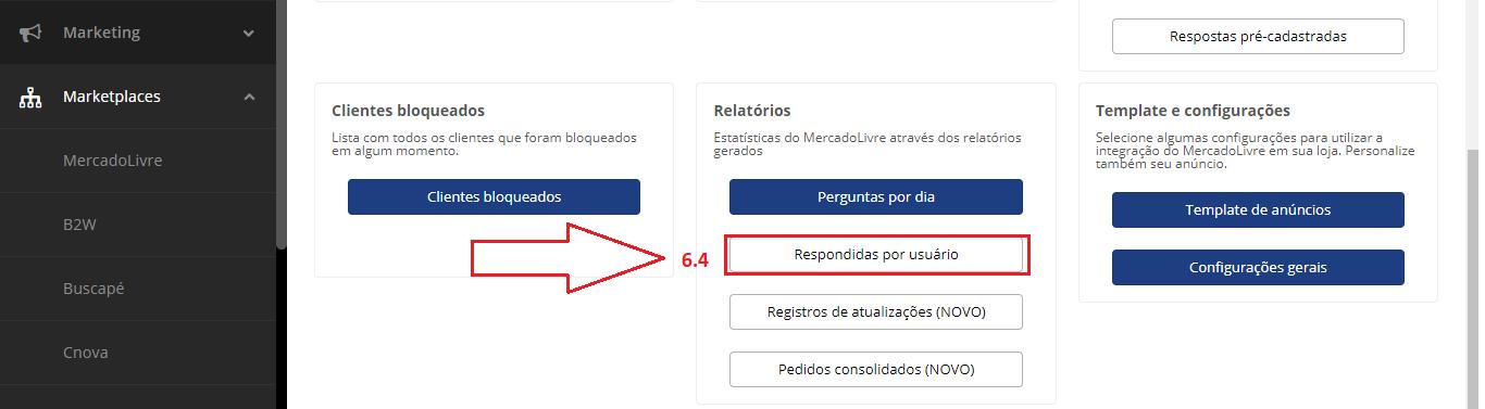 62f6df65a 6.4.1 - Será apresentado um gráfico com a quantidade de perguntas  respondidas pelos usuários de sua loja virtual