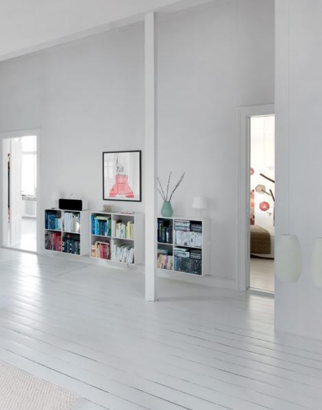Las paredes blancas pisos blancos for Pisos xativa 9 d octubre xativa