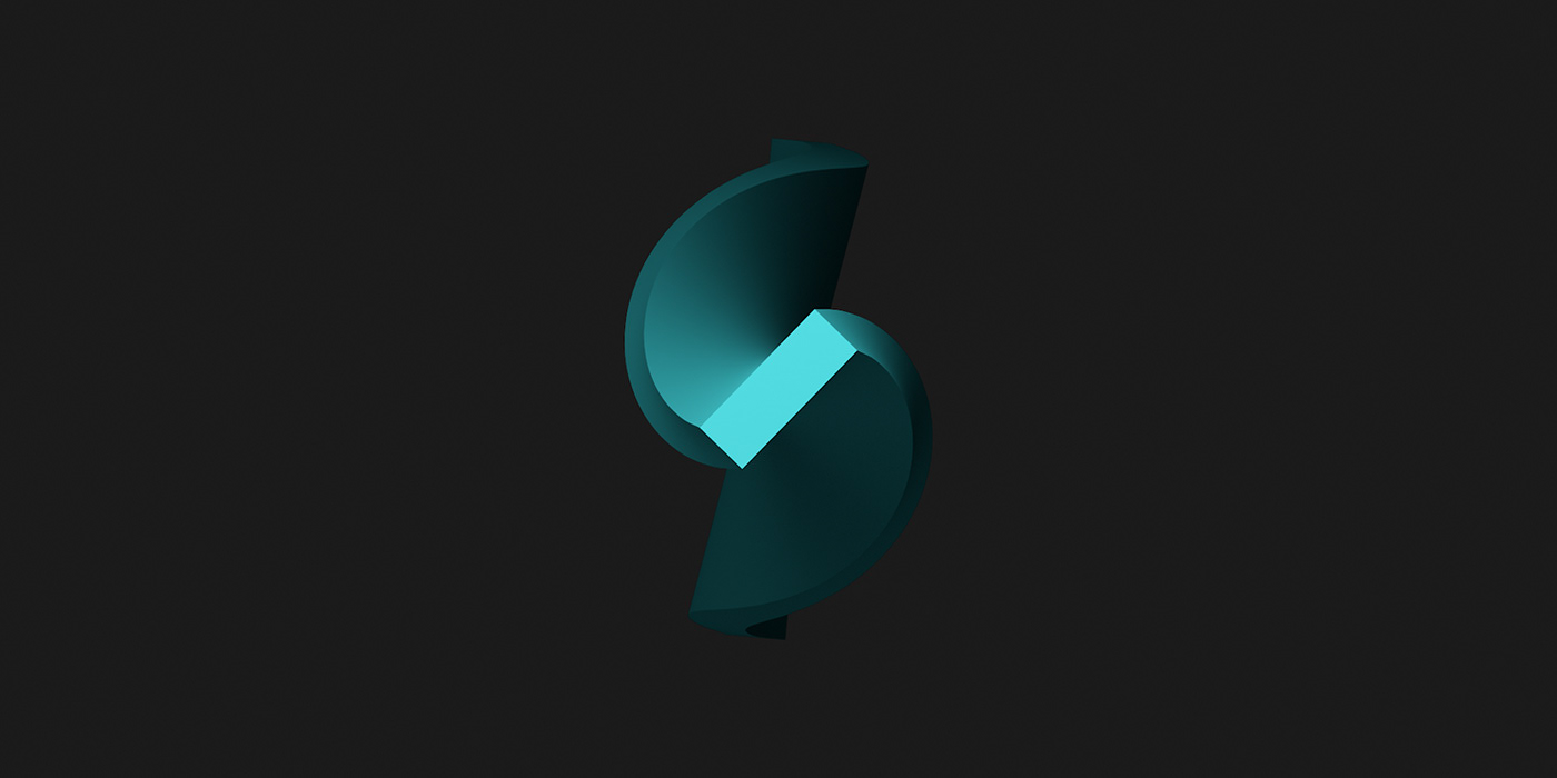 3D animation  exploration motion shapes Tolm