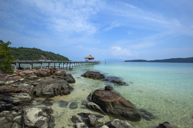 Bạn có biết Koh Rong Samloem - Thiên đường biển đẹp xinh của Campuchia? - ảnh 3