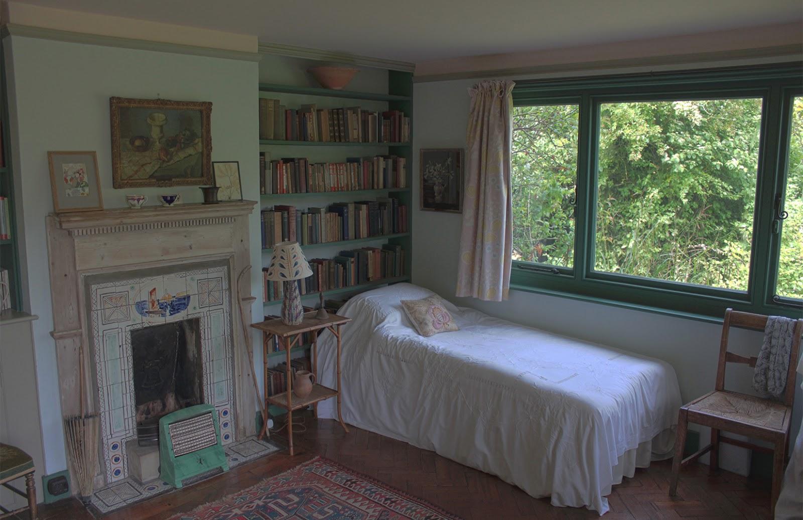Virginia Woolf Monk House em East Sussex