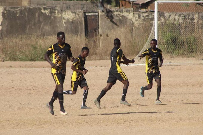 Dinge Flying Bees thrown out of Adamu Yola Cup for fielding ineligible player