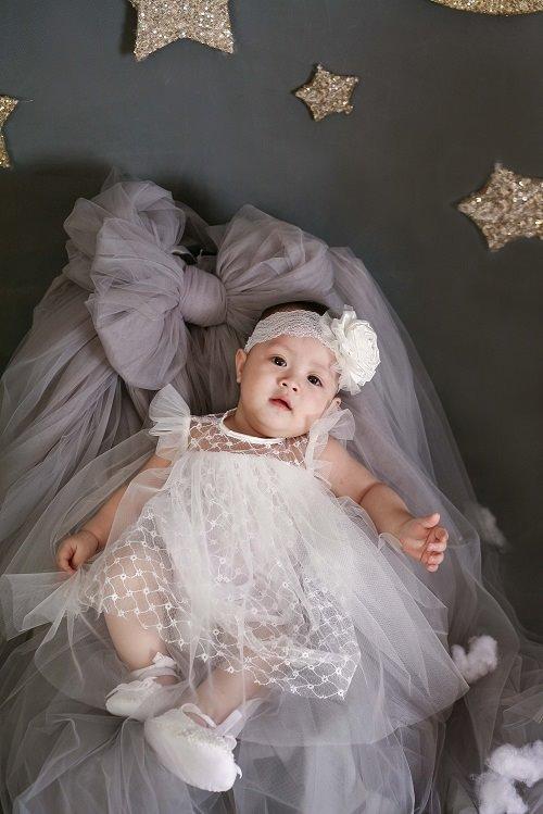 6 modele pięknych sukienek wizytowe dla dziewczynek rozmiar 80 na specjalne okazje - Sklep internetowy - 11