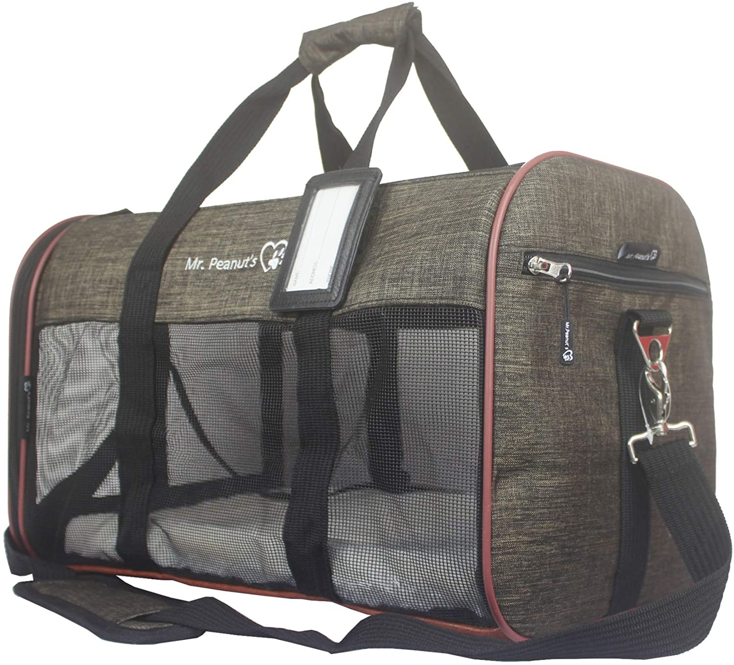 travel bag for middle sized dogs