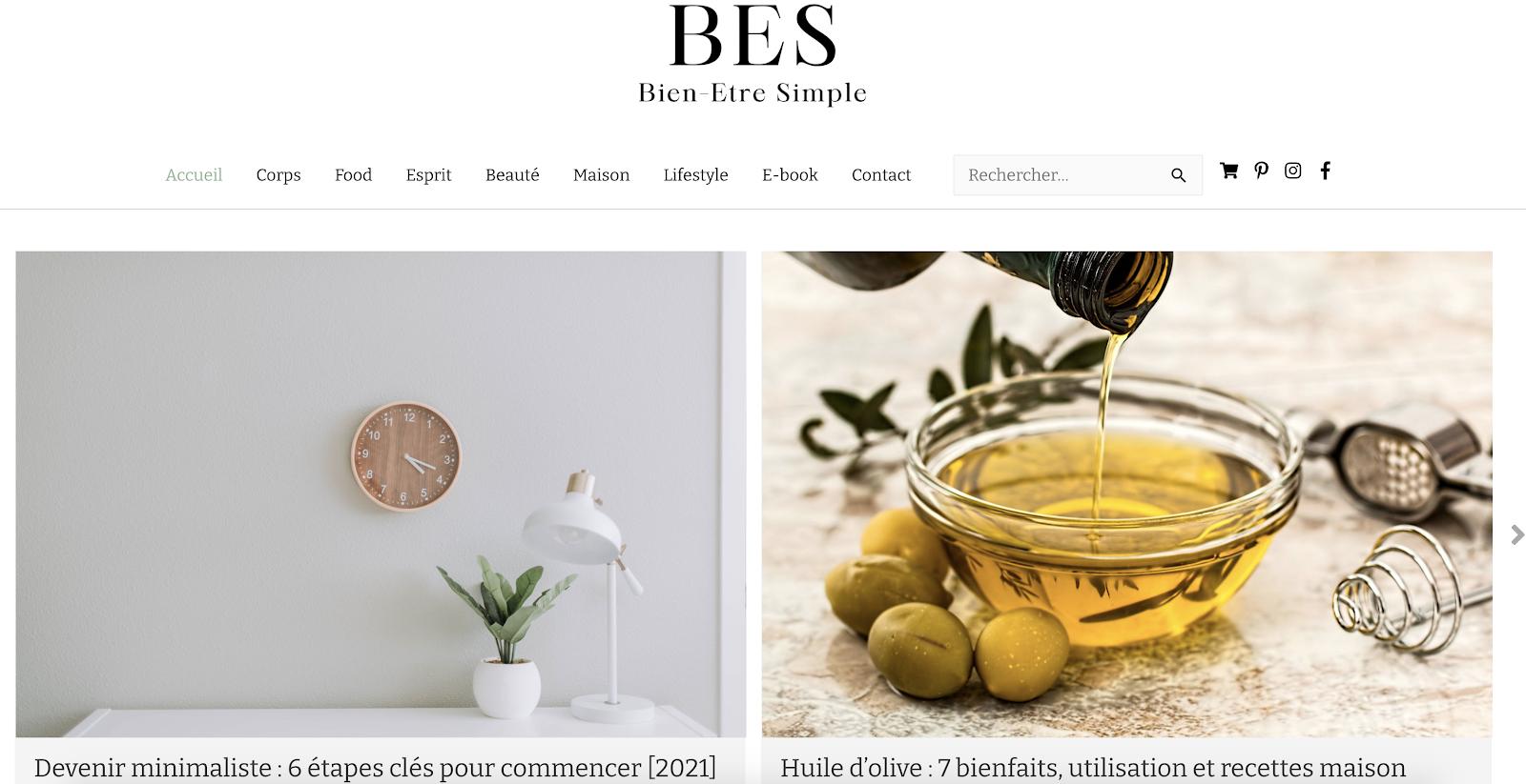 10 blogs bien-être, santé et bonheur: Ma sélection [2021] 1