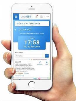 aplikasi absensi berbasis android
