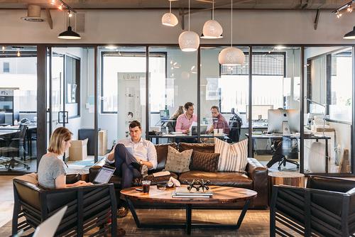 Industrious Coworking spaces in Atlanta