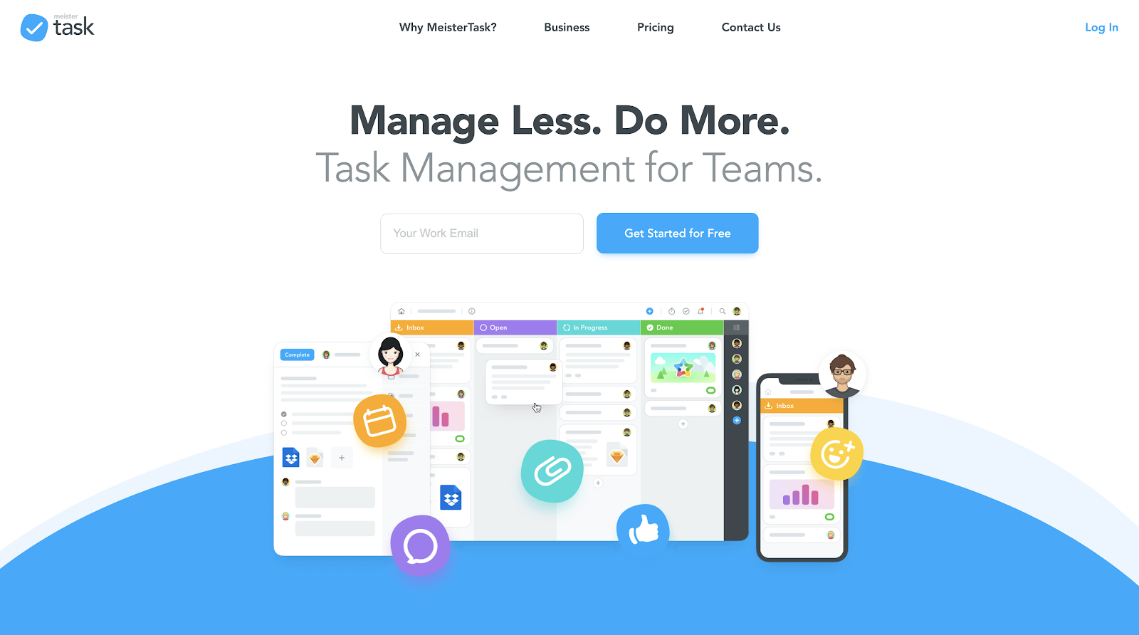 meistertask - Manage Less. Do More