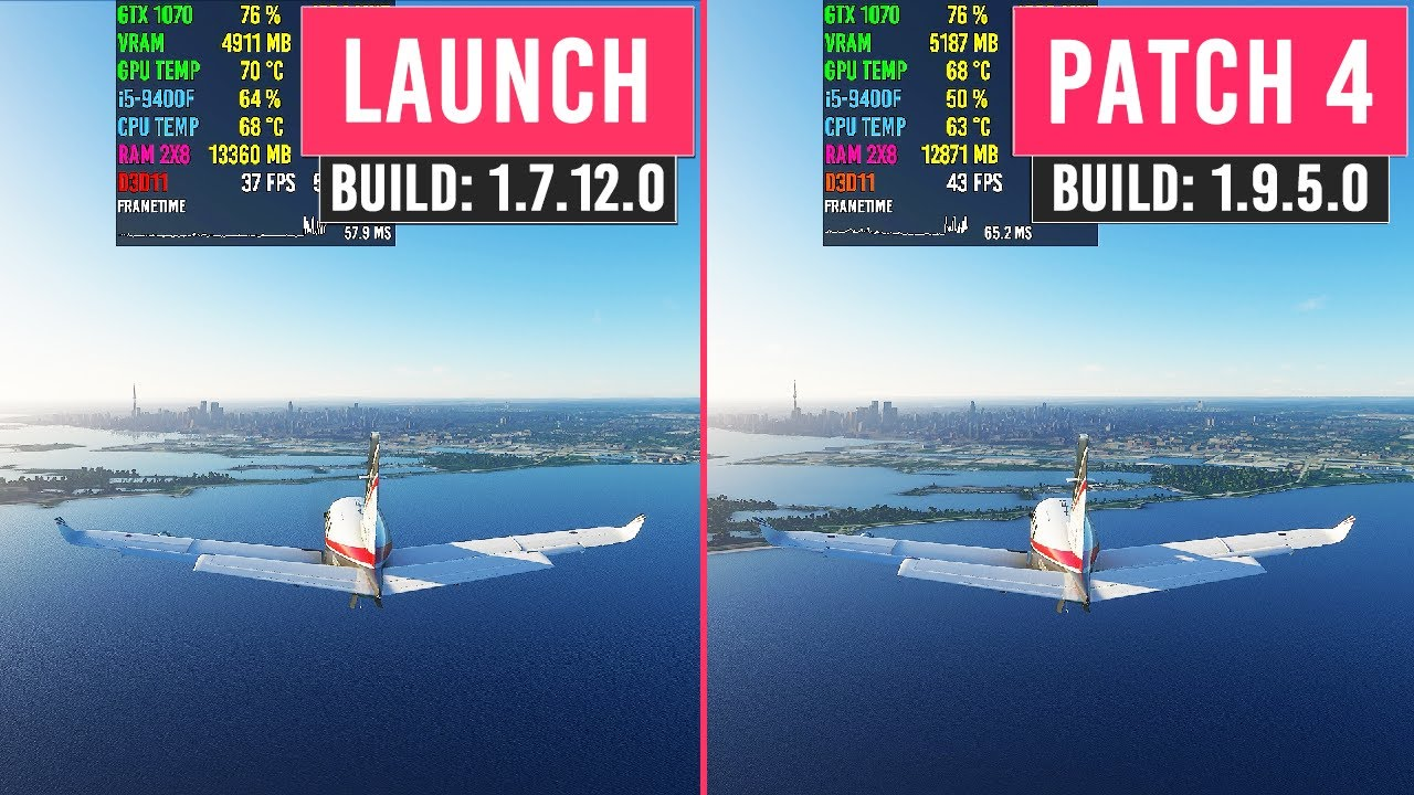 ข่าวใหญ่สายการบิน Microsoft Flight Simulator เตรียมออกแพทช์ใหม่แล้ว4