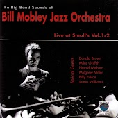 Live at Small's, Vol. 1 & 2 (Jazz Orchestra)