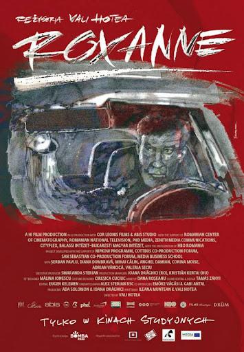 Polski plakat filmu 'Roxanne'
