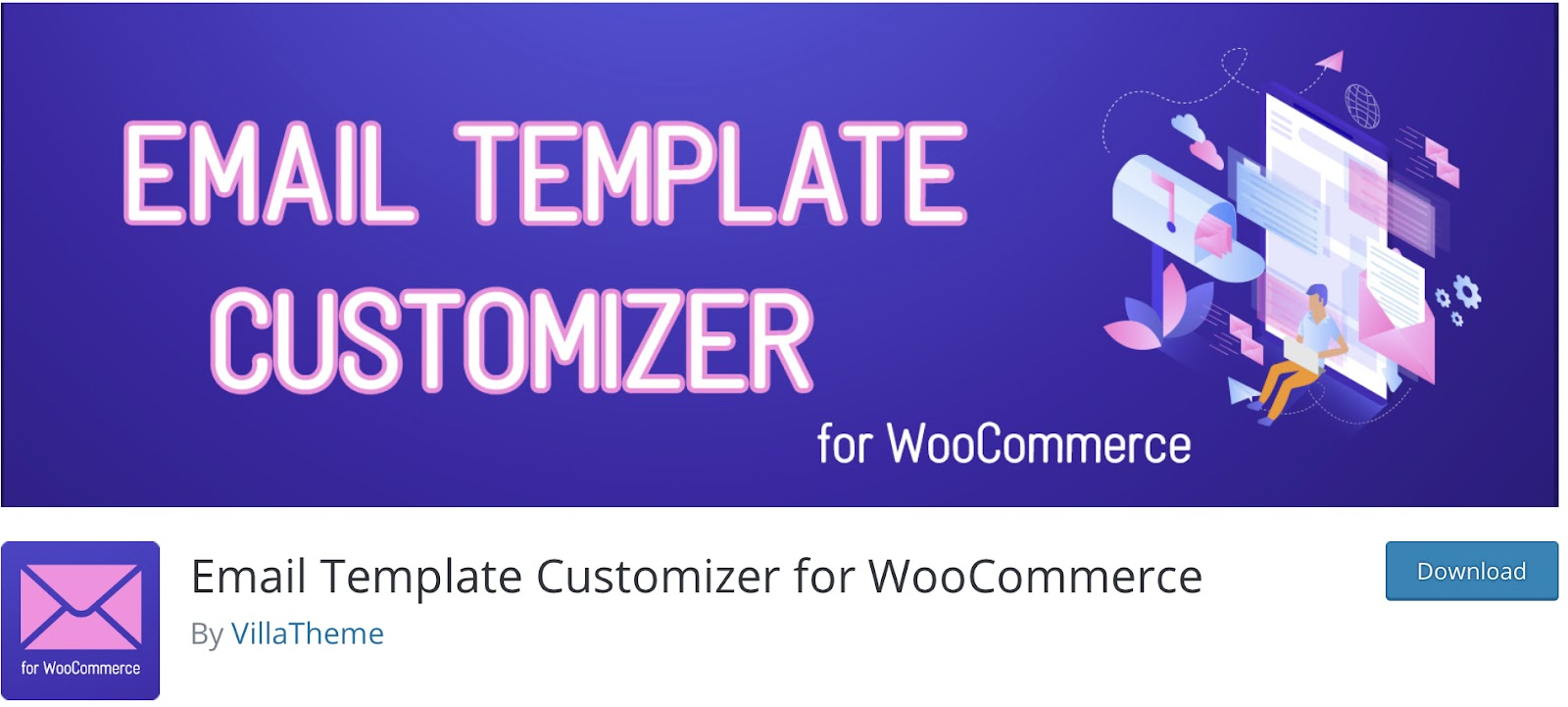 Email Template Customizer for WooCommerce by VillaTheme