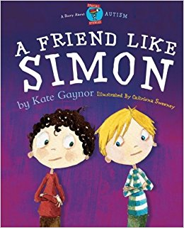 Book Cover A Friend Like Simon