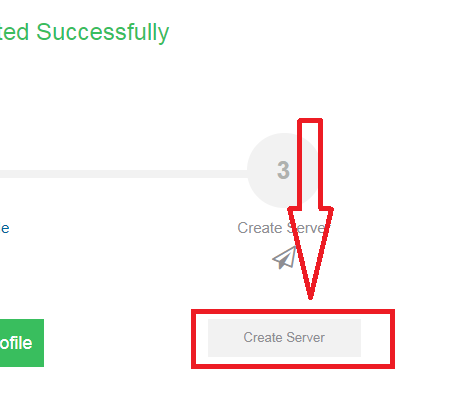 Creating Server