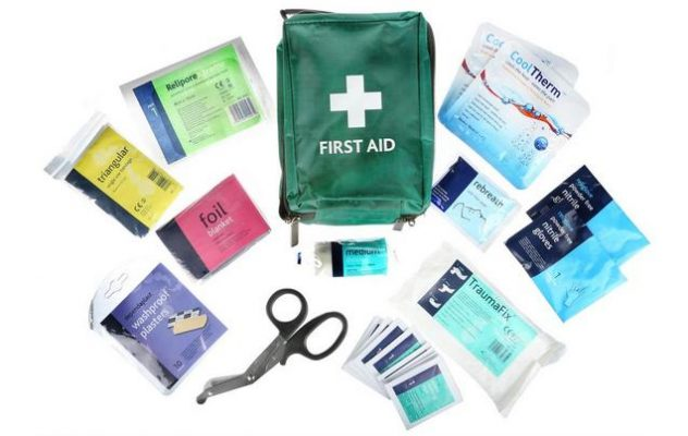 First Aid Materials