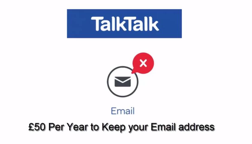 Talktalk Email Problem