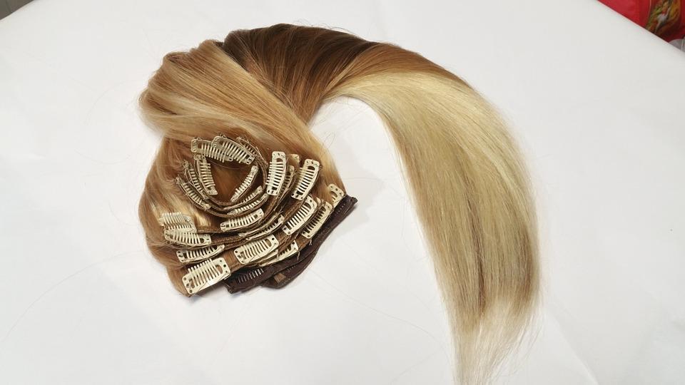 Clip Extension, Fashion, Hair, Extension