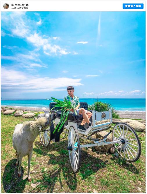 2021新春假期 到花蓮崇德瑩農場體驗騎馬行程