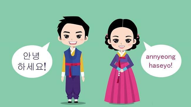 Kết quả hình ảnh cho học tiếng hàn quốc online
