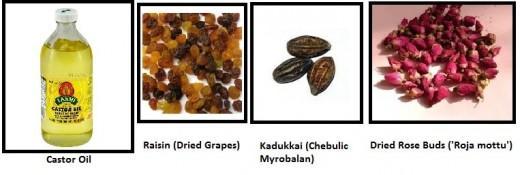 The Vital Ingredients!