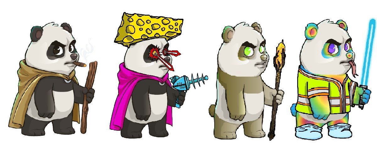 Panda Fight Club NFTs to go on Sale Sept. 13, NFT Game to Arrive Later This  Year : Culture : Tech Times