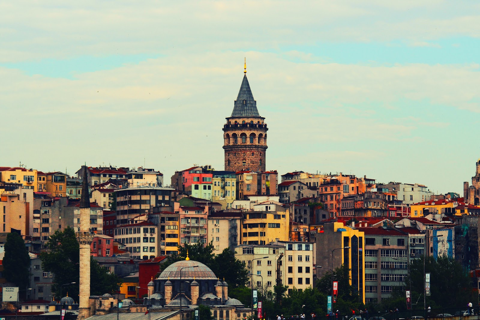 international communities in Istanbul, ex-pat districts and lifestyle