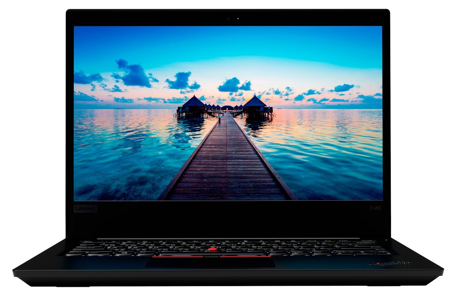 Фото 1. Ноутбук ThinkPad E480 (20KN0023RT)