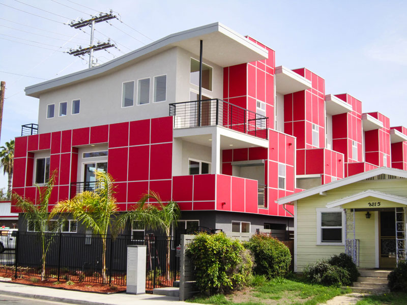 architectural cladding panels