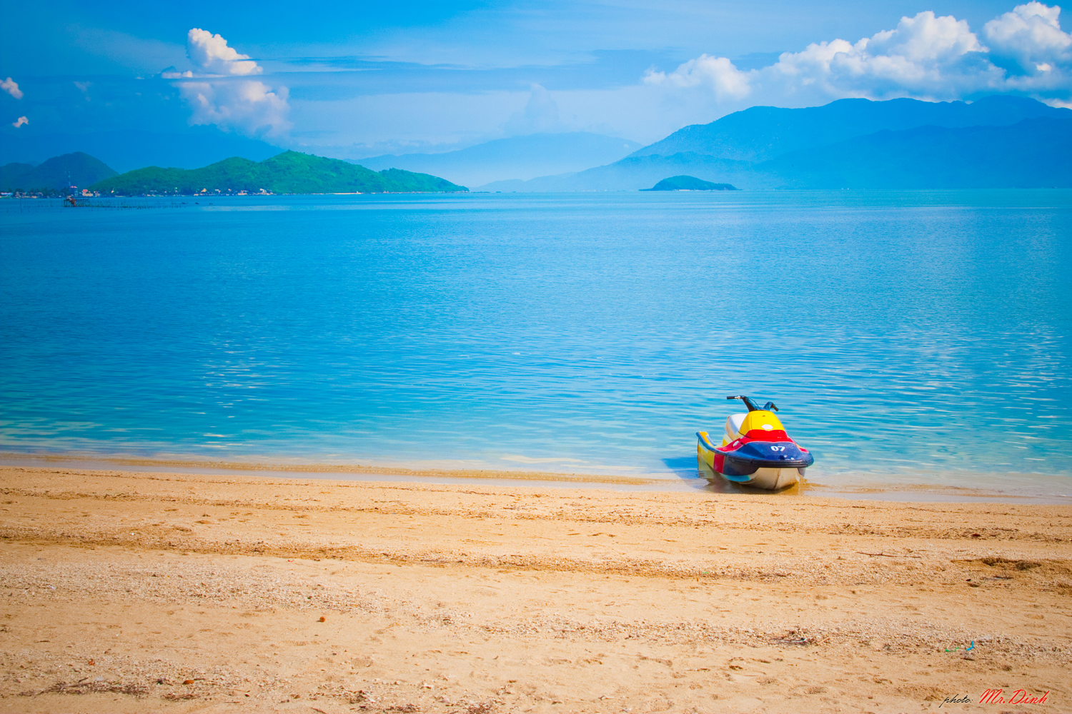 Hanging out on Monkey Island is one of the best things to do in Nha Trang