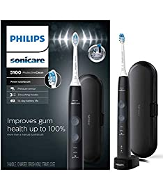 Best electric toothbrush for sensitive teeth and receding gums