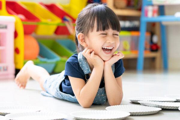 Chương trình Montessori luôn tạo niềm vui trong học tập