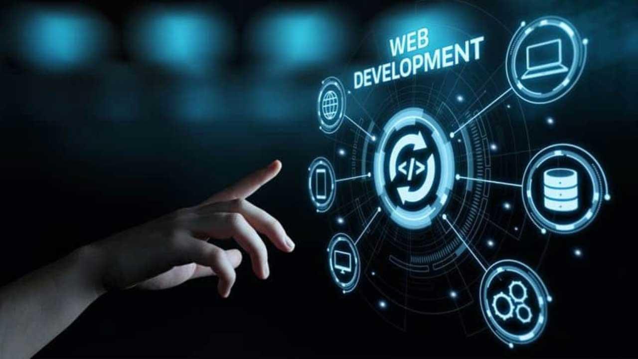 Best web development courses on udemy
