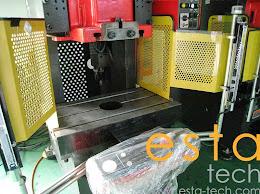 Amada TP45EX (2007) Single Clank Press Machine
