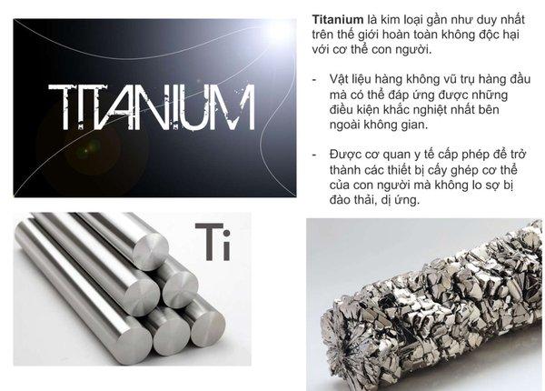tấm điện giải titanium kangen
